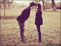 Nose kiss <3