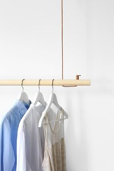 Build Your Own, Small Living, Wardrobe Rack, New Homes, Home And Garden, Diy Crafts, Interior Design, Bedroom, Wood