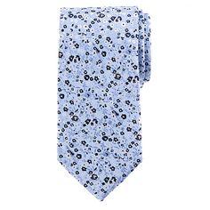 Buy Daniel Hechter Ditsy Floral Silk Tie Online at johnlewis.com