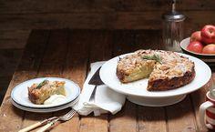 Organic Mamma Moore's Apple Cake - Abel & Cole
