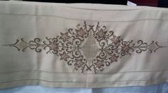 Gold Work, Cutwork, Elsa, Tapestry, Embroidery, Silver, Home Decor, Cross Stitch, Hardanger
