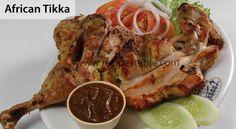 African Tikka Recipe - Recipes Table