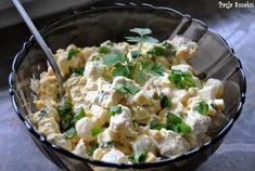 Sałatka chrzanowa - Pasja Smaku Polish Recipes, Polish Food, Potato Salad, Salad Recipes, Sushi, Food And Drink, Menu, Baking, Health