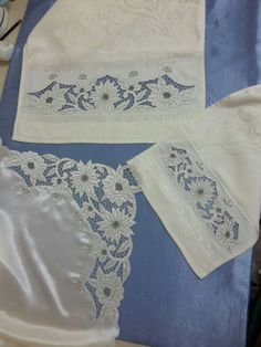 Cutwork Embroidery, Machine Embroidery, Embroidery Designs, Advanced Embroidery, Lace Gloves, Cut Work, Needle Lace, Vintage Lace, Doilies