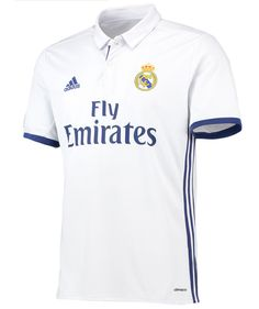 16 REAL MADRID 16 17 SOCCER JERSEY SOCCER SHIRT HOME Jugadores Del Real  Madrid f51ac62b5177c