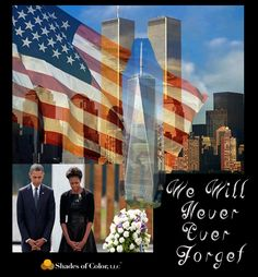 We honor those who sacrificed, and pray for continued peace... #911 #NeverForget #September11th