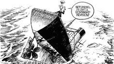 Sinking Economic Ship - The Dollar Vigilante