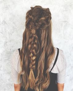 for braided hairstyles hairstyles celebrities hairstyles nigeria hairstyles for 9 year olds hairstyles for quinceaneras hairstyles updo black braided hairstyles braided hairstyles for long hair Messy Hairstyles, Pretty Hairstyles, Casual Hairstyles, Trending Hairstyles, Blonde Hairstyles, Hairstyles Videos, Layered Hairstyles, Hairstyles 2018, Medium Hairstyles