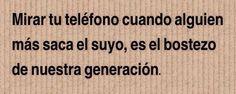 Bostezo de nuestra generación #NoSeNosEstaraYendoDeLasManos @CEBANC #cebancesfuturo