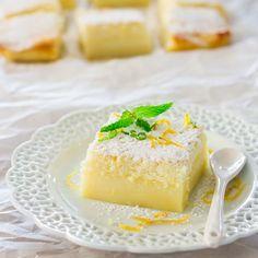 La magie du citron Gâteau