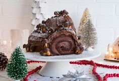 Global Baking Recipe: French Buche De Noel - Discover, a blog by World Market