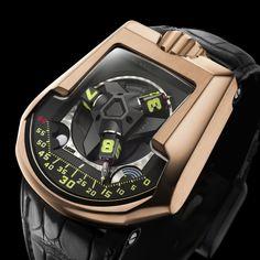 Men's Watch -  UR-202 | Urwerk