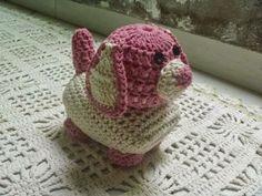 cane amigurumi   Hobby lavori femminili - ricamo - uncinetto - maglia