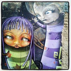 Graffiti en Zaragoza #urban art #graffiti