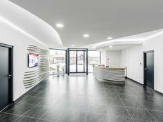 Návrh a realizace vybavení nových kancelářských prostor společnosti JaP Jacina, a.s. Mnichovo Hradiště. Pro našeho dlouholetého zákazníka jsme navrhli a zrealizovali vybavení nových administrativních prostor.