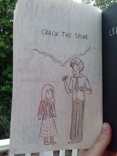 Wreck this journal crack the spine, doctor who