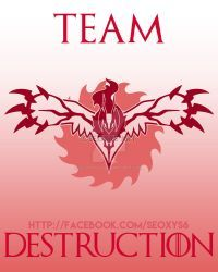 Drawn during my live stream yesterday  Get your shirt of Team Destruction Check out other teams I've made _____________________________________________. Pokemon Maker, Pokemon Logo, Pokemon Gif, Pokemon Comics, Pokemon Fan Art, Cute Pokemon, Pokemon Team, Pokemon Tattoo, Giratina Pokemon