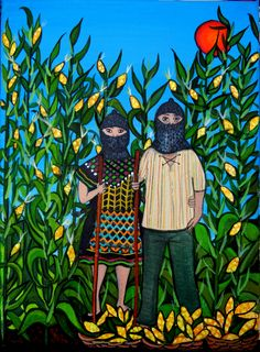 Danai've art / arte zapatista, EZLN