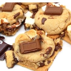 S'mores cookies!!