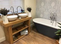 Utopia is the UK brand leader in bathroom furniture. Uk Brands, Clawfoot Bathtub, Bathroom Furniture, Bathrooms, Cottage, House, Instagram, Style, Clawfoot Tub Shower
