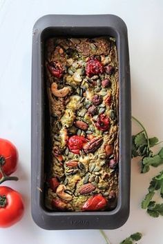 Veggie Recipes, Lunch Recipes, Low Carb Recipes, Real Food Recipes, Vegetarian Recipes, Yummy Food, Healthy Recipes, Healthy Baking, Healthy Snacks