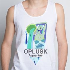 OPLUSK Aquarius -- 試一試 #Snaptee #Tshirt
