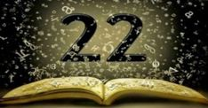 Meaning of Number 22 - Numerology and Spiritual Meaning of 22