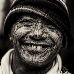 The Maori Tattoo, Background, Modern and Traditonal Tattooing Tools — Tattoos… Maori Tattoos, Maori Face Tattoo, Ta Moko Tattoo, Maori Tattoo Designs, Weird Tattoos, Unique Tattoos, Body Art Tattoos, Tattoos For Guys, Cross Tattoos