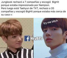 Blackpink Memes, Funny Kpop Memes, Kid Memes, Best Memes, I Love Bts, Bts Members, Bts Lockscreen, Bts Pictures, Foto Bts