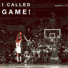 #TheTruth Paul Pierce! #NBAPlayoffs
