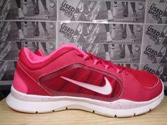 52a57a5eae2edf Womens Nike FLEX Trainer 4 Running 642200-005 Training shoes size 8.5  Nike   RunningCrossTraining