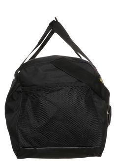 Puma BVB EVOSPEED MEDIUM - Sports bag - black/cyber yellow - Zalando.co.uk