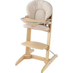 Bebe confort Chaise haute bébé woodline nature spirit