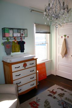 Ruby's Happily Eclectic Nursery