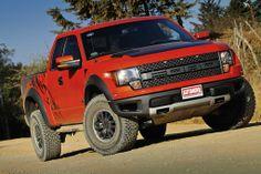 Autoplaza.com.mx: Ford Lobo Raptor SVT: prueba a fondo