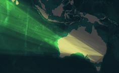 Experimental Mapnik compositing features in TileMill by MapBox, via Flickr