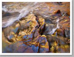 Canyon Reflections, Coyote Gulch, Utah