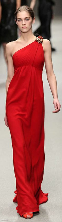 Nice Red Wedding Dress