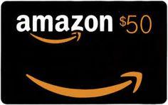$50 Amazon Gift Card Giveaway (01/30/2017) {WW} via... IFTTT reddit giveaways freebies contests
