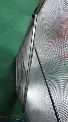 Metal Mesh Screen, Stainless Steel Material, Modern Decor, Outdoor Gear, Interior Decorating, Decor, Interior Design, Home Decor