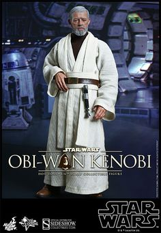 Star Wars Obi-Wan Kenobi Sixth Scale Figure by Hot Toys | Sideshow Collectibles