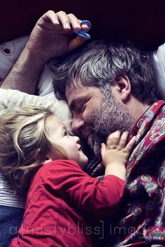 A daddy is a daughter's first love<3
