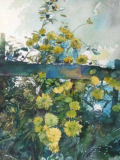 Art Of Watercolor: Oleg Kozak