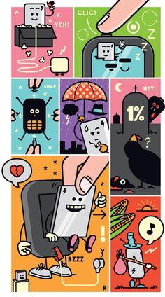 Wired (UK) Rami Niemi in Illustration