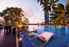Fullerton Bay Hotel, Singapore #sghotels