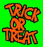 Tick or Treat Crochet Graphghan Pattern (Chart/Graph AND Row-by-Row Written Instructions)