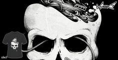 T-shirts - Design: Sailing the dead sea - by: Enkel Dika