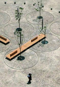 Resultado de imagem para dimensioning plan landscape architecture #urbanlandscapearchitecture