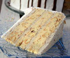 Grčka kraljica torta sa Milka čokoladom koja će oduševiti sve vaše goste Torte Recepti, Kolaci I Torte, Baking Recipes, Cookie Recipes, Dessert Recipes, Sweet Desserts, Sweet Recipes, Cake Serving Guide, Torta Recipe