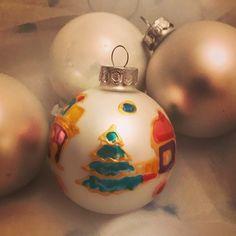 Christmas Bulbs, Holiday Decor, Home Decor, Homemade Home Decor, Christmas Light Bulbs, Decoration Home, Interior Decorating